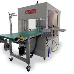 Box Wrapper Machine