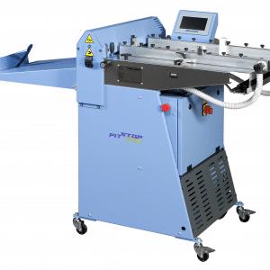 New Pitstop AF speed creasing & perforating machine